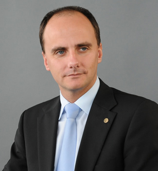 Mariusz Machajewski, Vice President of the Board